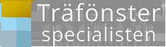 Träfönsterspecialisten – Fönsterrenovering, Träfönster Logotyp